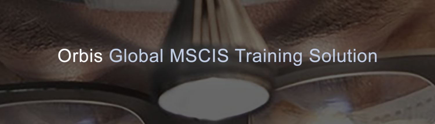 Ophthalmology MSCIS Training Solution Fundamental Surgery